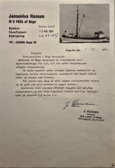 Reparationer i Bogø Havn 1974. Rigsarkivet. Storstrøms Amtskommune. 1973-1975 Journalsager. 24.10.1 - 25.1.1. Lb.nr. 289. Journal nr. 24.12.1: Reparation af færgelejet i Bogø.