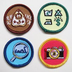 Alternative Scouting for Girls and Boys Merit Badge by LukeDrozd