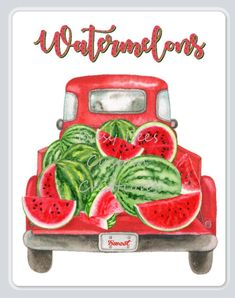 Farm Signs, Dog Signs, Camo Wreath, Watermelon Patch, Truck Crafts, Wreath Storage, Truck Signs, Cow Decor, Summer Signs