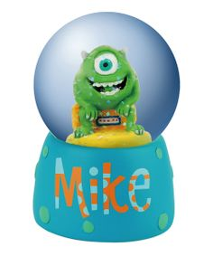 Mike Water Globe