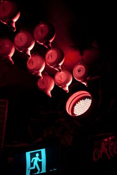#Lights and #Teapots at the World Bar #Sydney