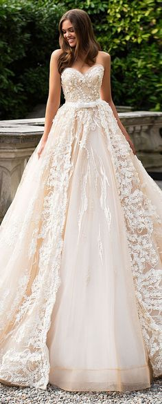 Wedding Dress by Milla Nova White Desire 2017 Bridal Collection - Savana