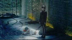 xxxHolic episode 7 => Watanuki badly injured