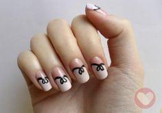 soft Pink Nail Designs Ideas 2014