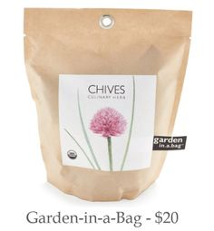 "ABC Home's ""Garden in a Bag"" #MothersDay #ecogift"