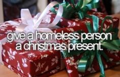 Bucket list  If you care about ending poverty and reducing homelessness go to http://www.fuzeus.com