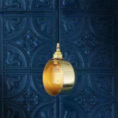 Bogota Quirky Pendant Light by Mullan Lighting