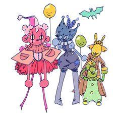 Pretty Art, Cute Art, Clowns, Cute Clown, Different Art Styles, Character Design Inspiration, Art Sketchbook, Aesthetic Art, Drawing Reference