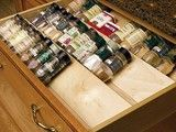 Fruit and Vegetable Drawers - traditional - cabinet and drawer organizers - new york - by Trish Namm, Allied ASID - Kent Kitchen Works