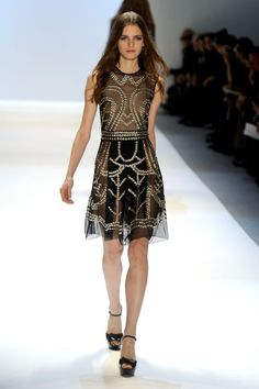 Jill Stuart - Fall 2012 / Photo Courtesy of Image.netJ        Click here for the latest from New York Fashion Week Fall 2012
