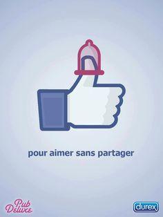 #Durex ad #facebook
