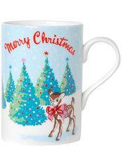 Cath Kidston Mug  Holly
