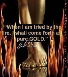 Faith in action! Christian Warrior, Christian Faith, Christian Quotes, Faith Quotes, Bible Quotes, Book Of Job, Gods Promises, Bible Promises, Prayer Warrior