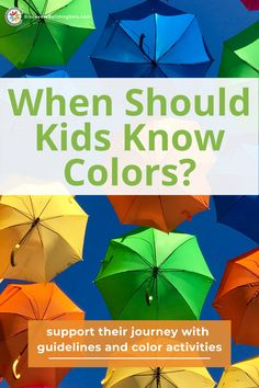 What age do kids learn colors can be a complicated question to answer. For children, learning colors is an involved process that takes time. Discovery Building Sets offers guidelines, milestones, and color activities to support your child's color journey. Explore some of our color sorting activities, color mixing activities, and color games for kids. #DiscoveryBuildingSets #coloractivitiesforkids #coloractivitiesforpreschoolers #coloractivitiesfortoddlers #coloractivities Color Activities For Toddlers, Blocks For Toddlers, Kids Blocks, Sorting Activities, Games For Kids, Learning Colors, Kids Learning, Block Play, Color Games