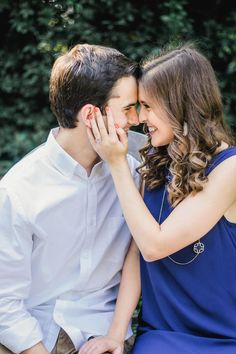 Holly Grace Photography | {Brittany&Jackson's Engagement Session}