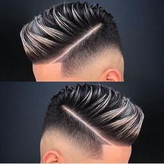 30 Inspiring Mens hairstyles for all Type of hair Length Mannlicher Friseur Hairstyles Haircuts, Haircuts For Men, Trendy Hairstyles, Hair And Beard Styles, Short Hair Styles, Quiff Haircut, Gents Hair Style, Mens Hair Colour, Hair Lengths