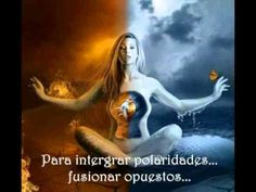♥ ENERGIA FEMENINA : Es momento de Dar a Luz ♥ - YouTube