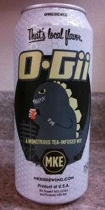 O-Gii is a Witbier style beer brewed by Milwaukee Brewing Company in Milwaukee, WI. 86 out of 100 with 99 ratings, reviews and opinions.
