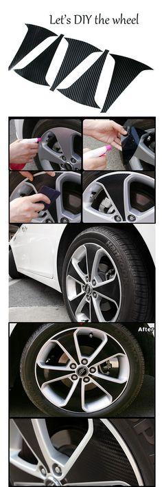 osell wholesale dropship 3D Carbon Fiber Vinyl Car Wrapping Foil Carbon Fiber Film 1.27*0.5m $2.44