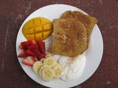 French toast! || yummy breakfast || #cleaneating #healthy
