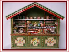 A totally inspiring German Christmas Stall from In my bubble