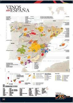 denominaciones origen espana El vino español y su Denominación de Origen