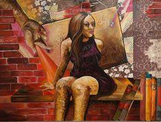 Faith Schwartz Title - My Dreams My Dream, Artworks, Mona Lisa, Faith, Dreams, Artist, Art Pieces, Amen, Artists