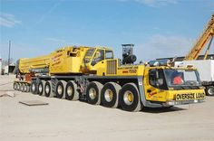 big hydraulic cranes pictures - Google Search