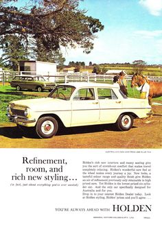 Australian Vintage, Australian Cars, Period Color, Holden Australia, Car Brochure, Commercial Vehicle, Colour Images, Car Car, Old Cars