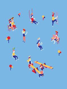 Korea Foundation Poster Design on Behance
