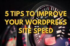 Page load times are a BIG DEAL. If anything, page load speed should be at the top of your list when it comes to optimizing your website. Improve Yourself, Wordpress, About Me Blog, Things To Come, Tips, Counseling