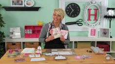 quick promo video of upcoming FREE card class using Heidi Swapp Color Magic and Color Shine!