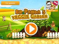 The new Dr. Panda app reminds me how much I love the other Dr. Panda apps from TribePlay. Check out Dr. Panda's Veggie Garden!