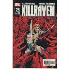 Killraven No 3 / 2003 Most comics will have a fixed price of just 45p or 50p. You will not buy cheaper!!!!!