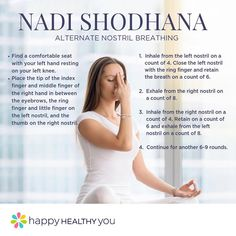A cleansing and balancing breathing exercise that cleanses the energy channels in the body, calms the nervous system and balances the hemispheres of the brain. Reasons why our energy channels get blocked are due to unhealthy lifestyle, stress, toxic exposure, physical and emotional trauma and inactivity. #wellness #healthylifestyle #yoga #fitness #weightloss #diet #nutrition #health #womenshealth #happyhealthyyou #healing #meditation Breathing Meditation, Healing Meditation, Yoga Meditation, Fitness Weightloss, Wellness Fitness, Yoga Fitness, Sister Quotes, Daughter Quotes, Mother Quotes