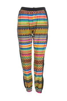 Pantalón estampado tribal MUJER online