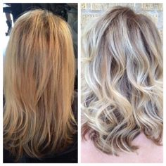 TRANSFORMATION: Minimizing The Line Of Demarkation | Modern Salon