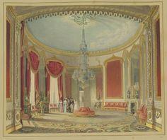 Brighton Pavilion: Salon.