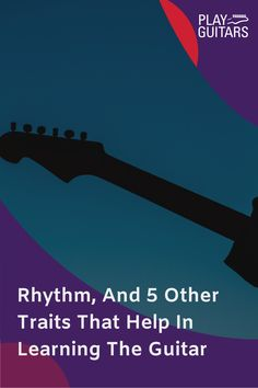 If you want to know how to learn guitar that are some certain traits that are integral to your progression. Learn more about rhythm and other traits can help you on your musical journey here. Guitar Solo, Guitar Tips, Guitar Chords, Teach Yourself Guitar, Learn To Play Guitar, Reading Music, Listening To Music, Fingerstyle Guitar Lessons, Famous Guitars