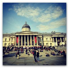 National Gallery.  50  Amazing Photos Of Must Visit Places In London