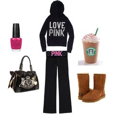It's a Girl Thing, created by ericakay97.polyvore.com