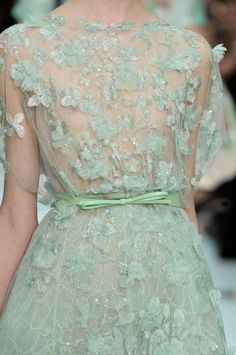 Elie Saab Haute Couture Spring 2012 - Details