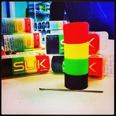NEW RASTA SLiK STACKERS IN AT ALL STORES! Instagram photo by @myxedupcreations via ink361.com