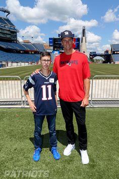 Tom Brady Makes Wishes Come True | New England Patriots