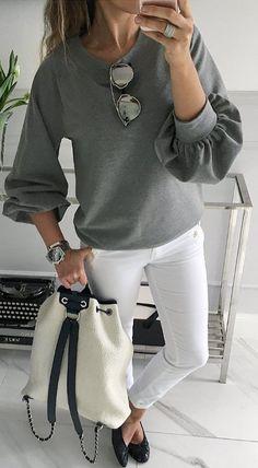 Casual Style Inspiration 1 Schicke Outfits, Nationalgericht, Mode Herbst,  Lässige Mode, Damenbekleidung 2c26b97c98