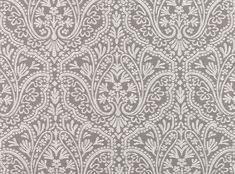A contemporary floral damask inspired by folk embroidery, with a subtle two-tone jacquard woven ground. Decorative Weave Designer Fabrics & Wallcoverings, Upholstery Fabrics