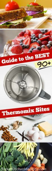 just updated! Top English-language #Thermomix #recipe sites