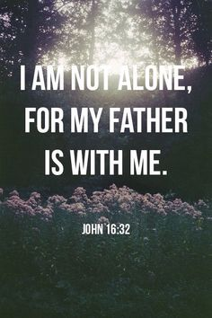 my ✝️ Father is with me👩🏻💗‼️