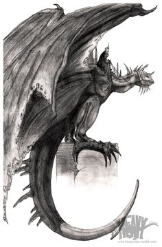 lotr_witch_king_and_fell_beast_by_heavyclaw-d2ooqb2.png (800×1218)