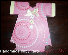 CRAFT-KAT : Κάρτες για ευχές / Handmade wishings cards Handmade Baby, Baby Cards, About Me Blog, Paper, Crafts, Crafting, Diy Crafts, Craft, Arts And Crafts